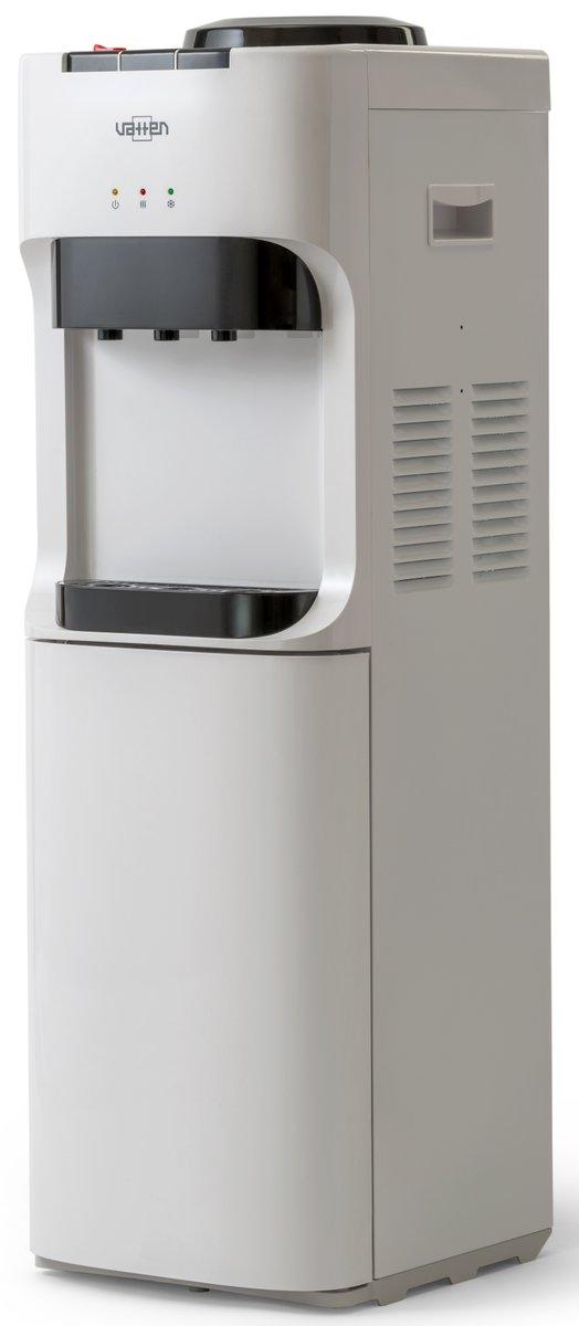 Кулер для воды Vatten V45WE напольный, с нагревом и охлаждением