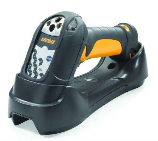 Сканер Zebra DS3578-ER; 2D; FIPS Bluetooth; повышенной дальности, только сканер, черный/желтый, DS3578-ER2F005WR