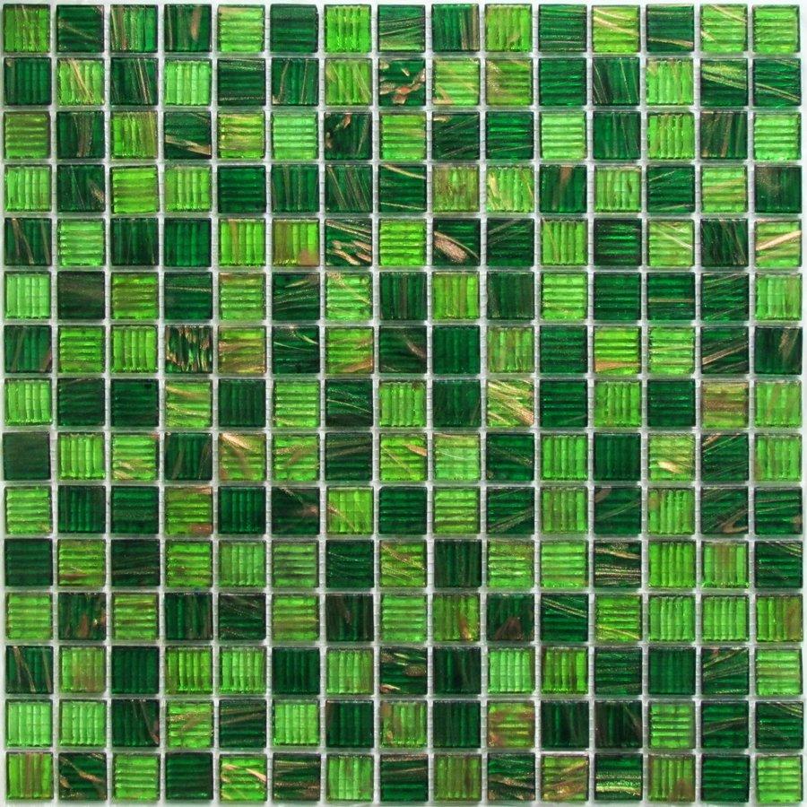 Мозаика стеклянная Bonaparte Verde