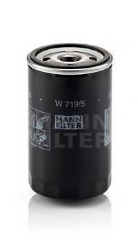 Масляный фильтр Mann-Filter W719/5