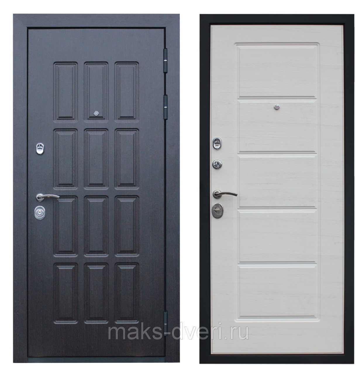 Входная металлическая дверь Фортуна Акация