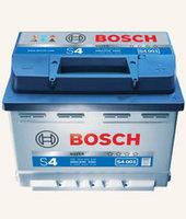Аккумулятор 60 а/ч, российская полярность BOSCH 560 127 054 S4 (006) BOSCH-560127-S4