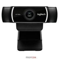 Веб-камера Logitech C920 HD Pro Stream Webcam (960-001076)