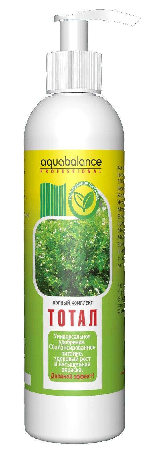 Удобрение Aquabalance Тотал 250мл