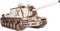 Сборная модель EWA Танк ИСУ-152