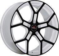 Колесный диск YOKATTA MODEL-19 7x17/5x114.3 D64.1 ET50 Черный - фото 1