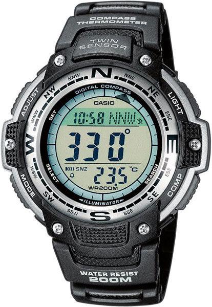 Японские наручные часы Casio SGW-100-1V