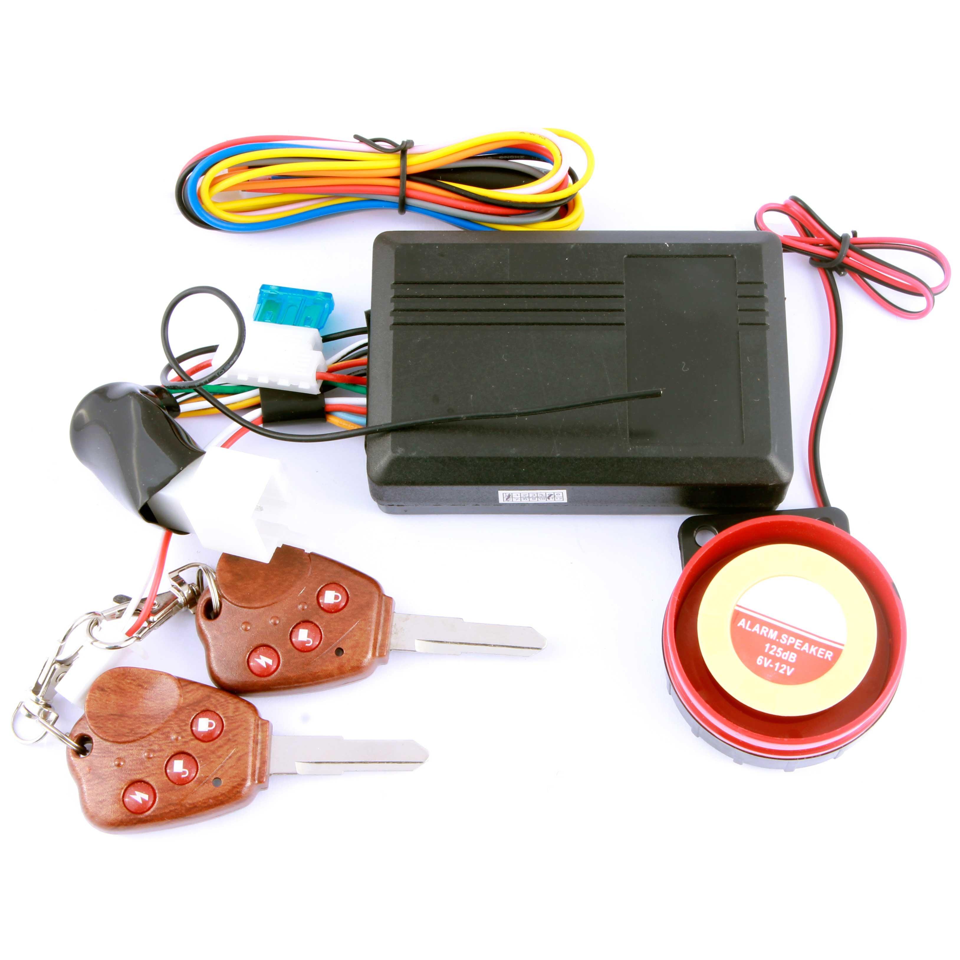Сигнализация для мотоцикла AF028-05C 4610014473231