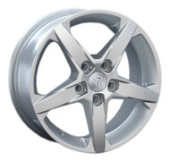 Колесные диски Replica Ford FD36 6х15 5/108 ET52,5 63,3 silver - фото 1