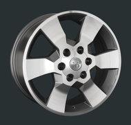 Диски Replay Replica Lexus LX85 7.5x18 6x139,7 ET25 ЦО106.1 цвет GMFP - фото 1