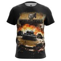 Футболка teestore Игры World of Tanks Ворлд оф танк
