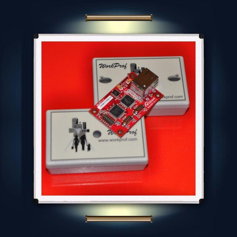 Сетевые счетчики посетителей CWP-LAN. Система подсчета посетителей для сети магазинов и торговых комплексов.