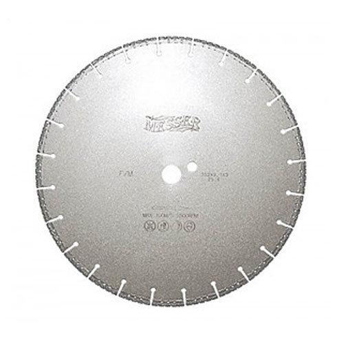 Диск алмазный Messer F/M VACUUM d 230 мм (металл)