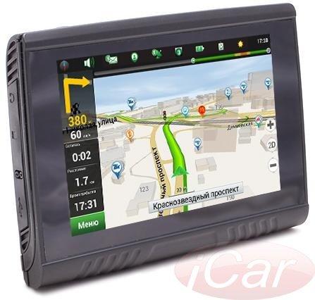 Avis DRC050G навигатор для мотоцикла с экраном 5