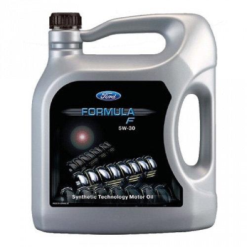 Синтетическое моторное масло Ford Formula 5W30 5л FORD-F-5W30-5L