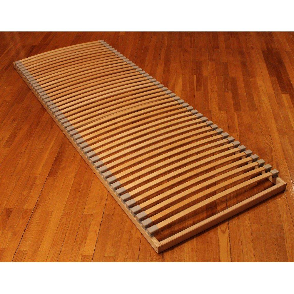 """Кроватное основание """"Люкс+"""" (кроватное основание вкладыш, ламели в рамке, реечное дно кровати)"""