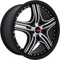 Колесный диск LegeArtis _Concept-LX507 8x18/5x114.3 D60.1 ET45 Черный - фото 1