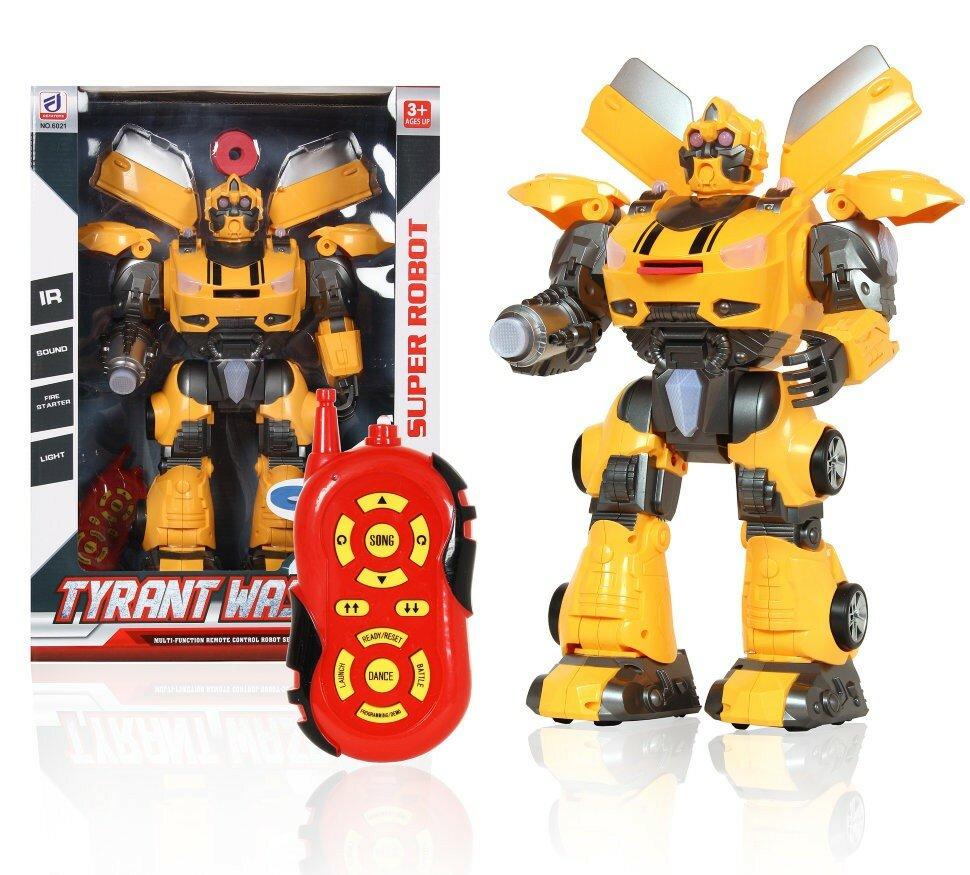 Робот-трансформер Defatoys DT-6021