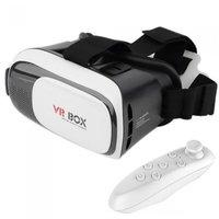 Шлем виртуальной реальности VR BOX 2.0(с джойстиком)