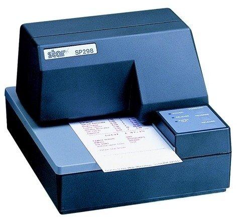 Star SP298 MC матричный с подкладной печатью, без блока питания, LPT