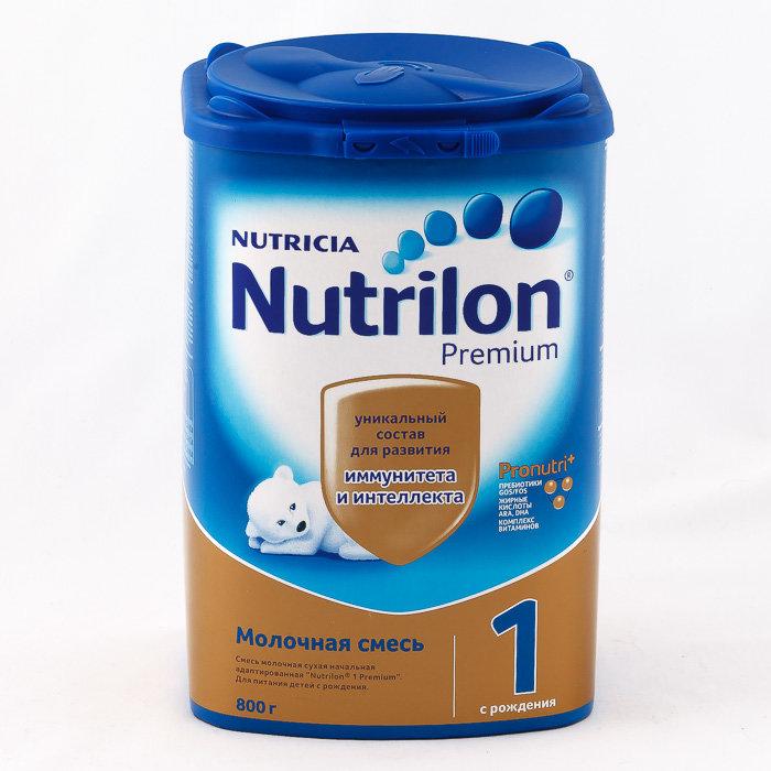 Молочная смесь Nutrilon (Нутрилон) Premium 1, 800 г