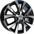 Литой диск Скад Hyundai Solaris (KL-262) 6.5x16 5x114.3 ET50.0 D66.1 Алмаз - фото 1