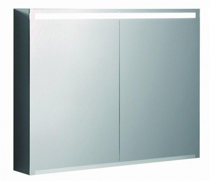 Зеркальный шкафчик с подсветкой Keramag Option 801490000