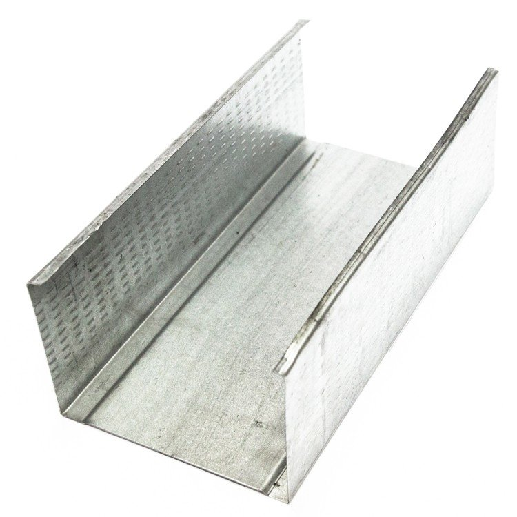 Профиль стоечный ПС-4 75х50 3м (0,45мм)