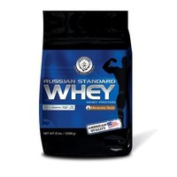 RPS Nutrition Whey Protein 2268 гр 5lb (RPS Nutrition) Клубника