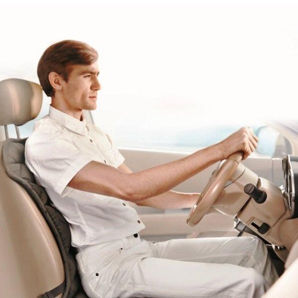 Ортопедический матрас на автомобильное сиденье TRELAX LUX МА50/110