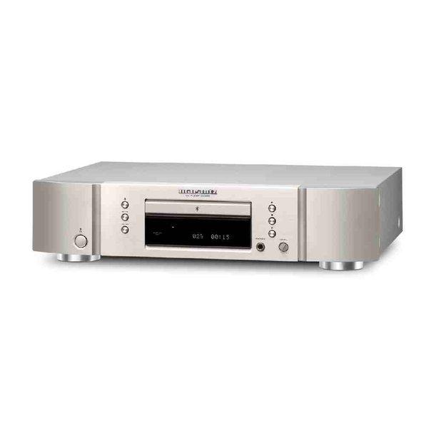 CD- проигрыватель Marantz CD5005 Silver-gold