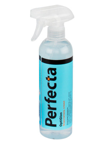 Очиститель для стёкол автомобиля разбавленный с триггером 0,5 кг. OptiGlas Perfecta