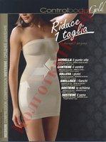Моделирующее платье-грация ControlBody Tubino S, Бежевый Серии Gold (без бретелек, корректирующее, утягивающее и поддерживающее) (Control Body)