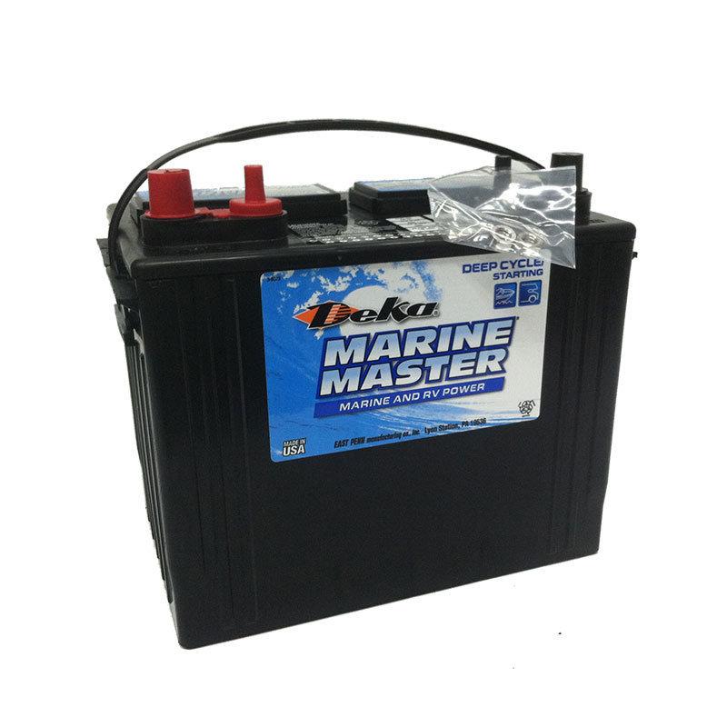 Время работы аккумулятора на лодочном электромоторе