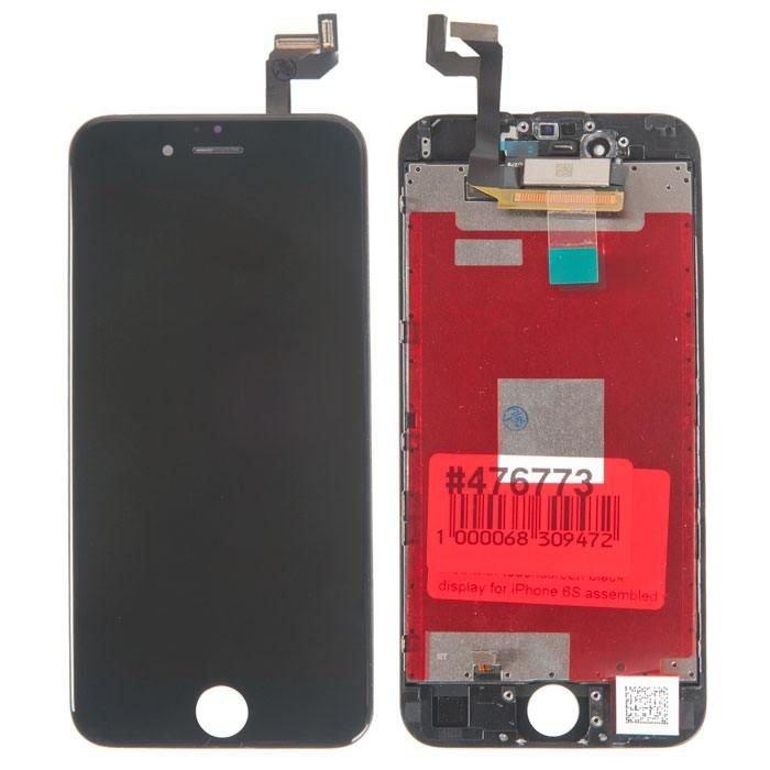 Дисплей с тачскрином ROCKNPARTS iPhone 6S, Tianma, черный