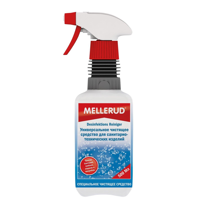Универсальное чистящее средство Mellerud для сантехники 500мл.