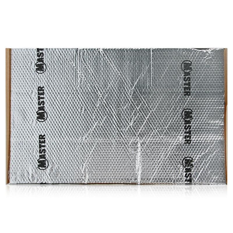 Шумоизоляция Вибропласт M4 0,75x0,47м, толщина 4 мм, 5 листов