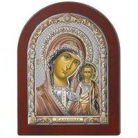 Икона Казанская Божия Матерь, Размер 12х16