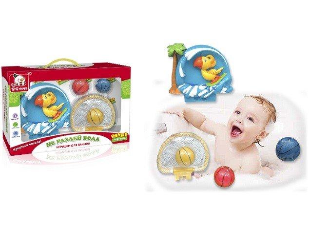 Игровой набор для ванны S S Toys Не разлей вода
