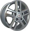 Колесный диск NZ SH652 6.5x16/5x139.7 D98.6 ET40 Серебристый - фото 1