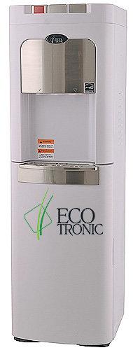 Кулер Ecotronic C8-LX white