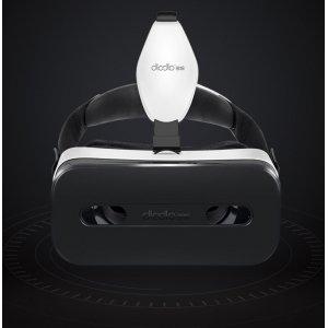 """Шлем Виртуальной Реальности/ 3D- очки/ VR- шлем BloBlo Glass H1 для телефонов 5.0""""-6.0"""" дюймов с тачпадом, датчиком движений и выходом Micro USB"""