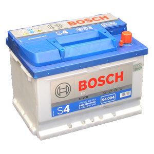 Аккумулятор автомобильный Bosch S4 004 6СТ-60 обр. (низкий) 0 092 S40 040 60Ач обр.