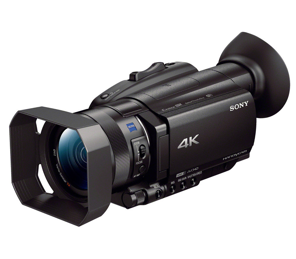 Видеокамера Sony FDR-AX700, 4K