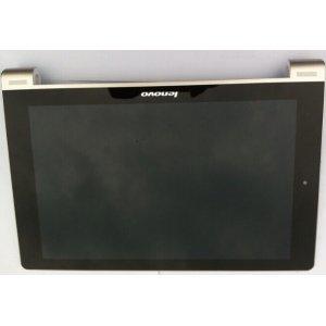 LCD-ЖК-сенсорный дисплей-экран-стекло с тачскрином на планшет Lenovo Yoga Tablet 10 B8000 черный
