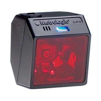 Сканер штрих-кода Metrologic 3480 Quantum E - OEM модуль, лазерный, встраиваемый, многоплоскостной, USB, чёрный.