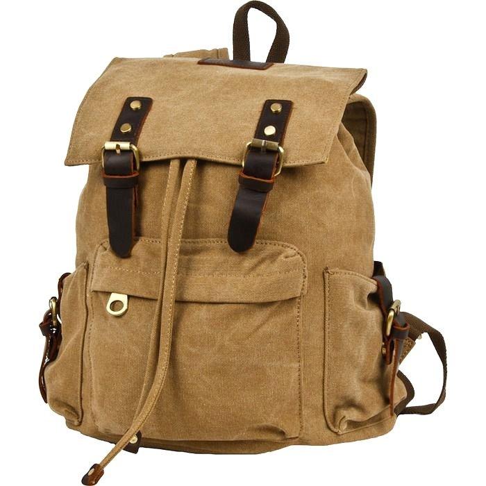 Рюкзак Polar П3062 Бежевый