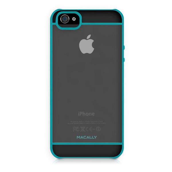 Чехол-накладка MacAlly для Apple iPhone 5/5S/SE