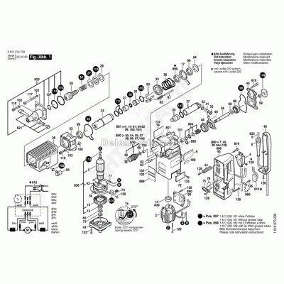 1610905009 радиальный шарикоподшипник Bosch (1610905009)