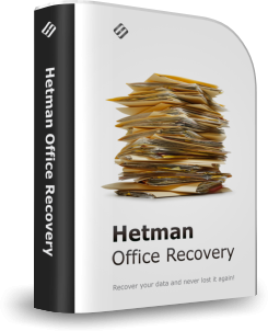 Hetman Recovery Hetman Office Recovery. Домашняя версия (RU-HOR2.3-HE)